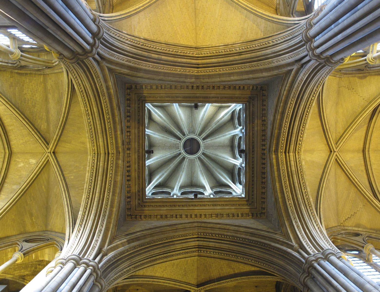Exeter Cathedral - Raymond