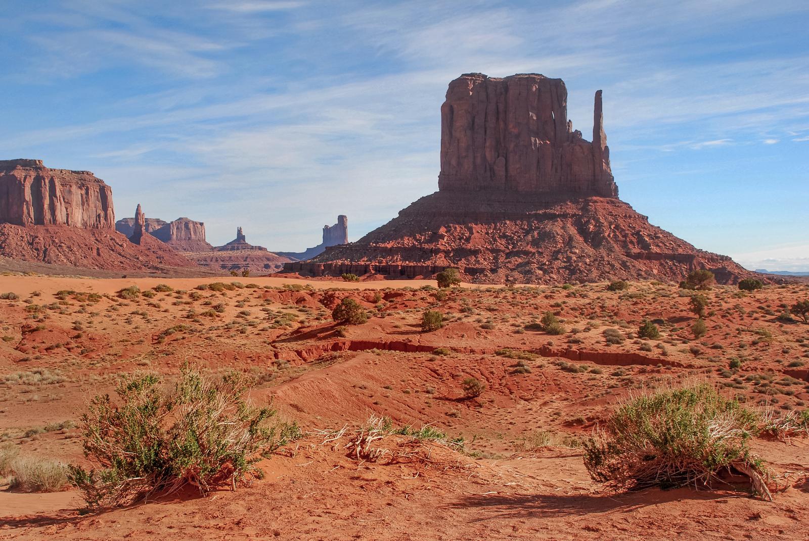 Monument Valley view - Derek