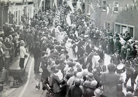 1974 Church Street. Leading the dance.