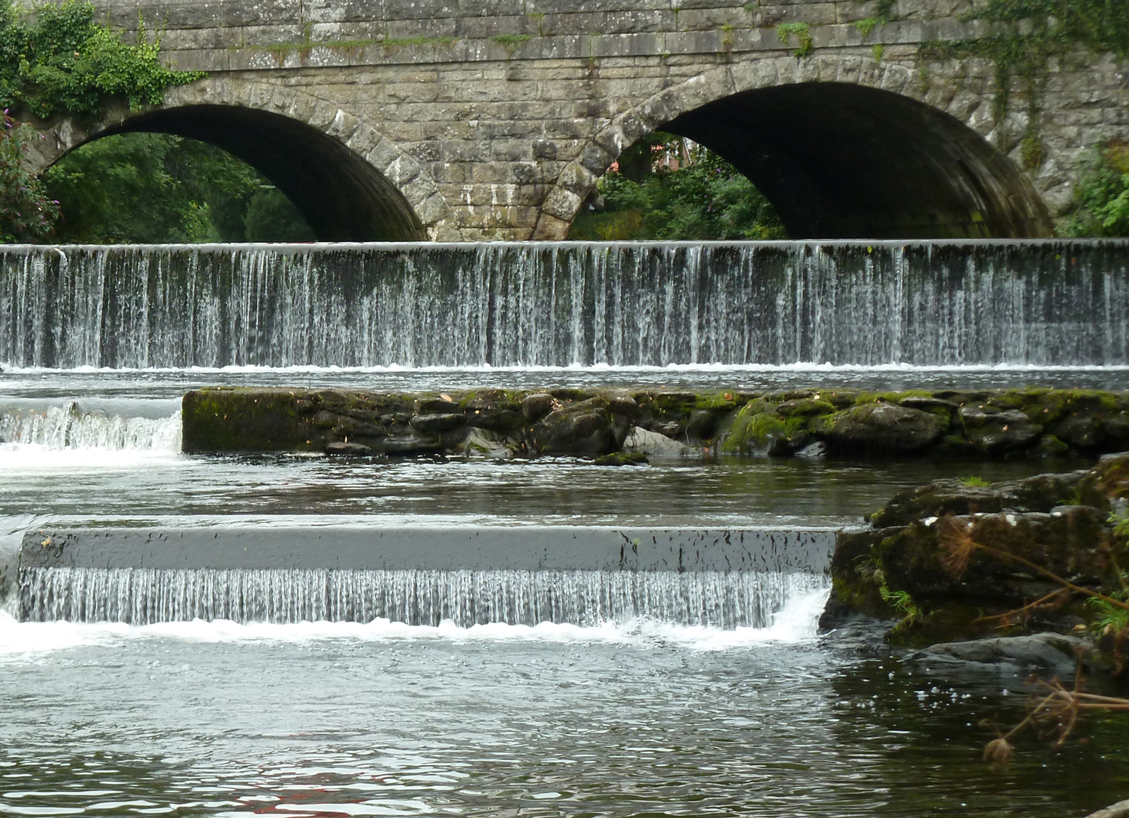 Tavistock Weir - Julia