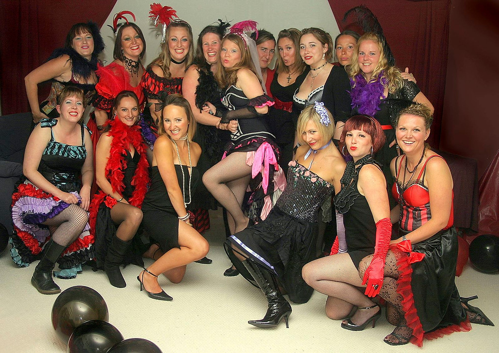 Hen Party by Victor