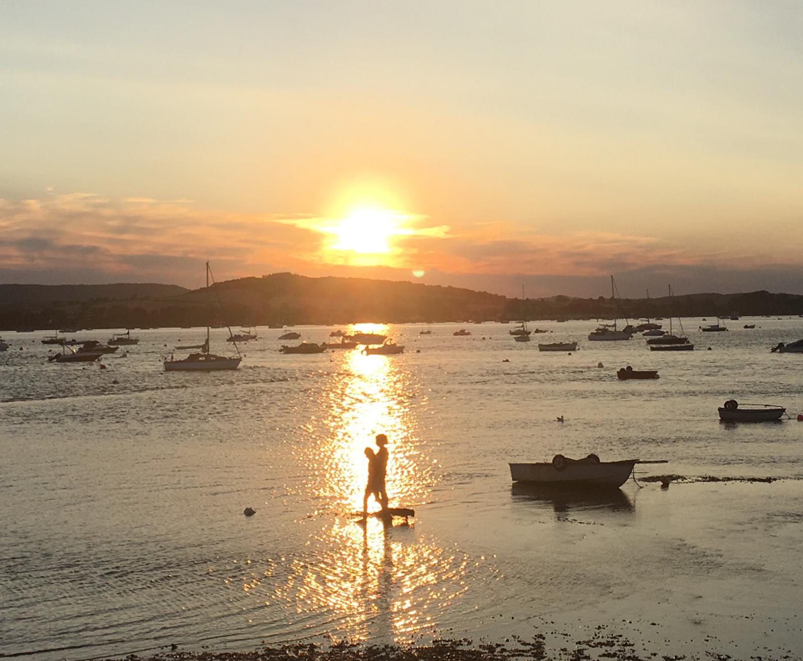 KF2 Off Camera - Estuary walk - Claire
