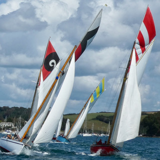 A Cornish event - Working Boats at Play