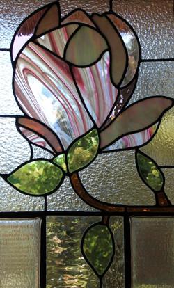 OffCam Stained Glass Window - Raymond