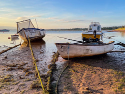 =2 Old Boats - Claire T