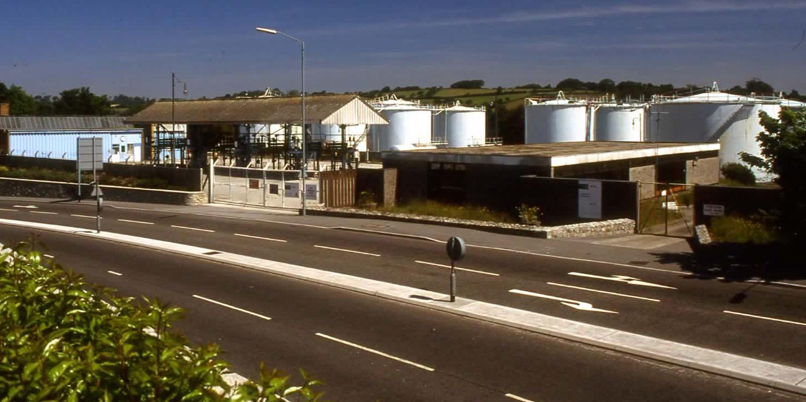 Ponsharden Fuel Depot - Raymond