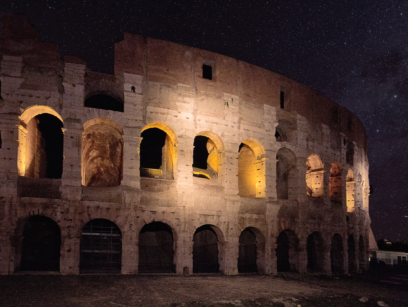 The Colosseum - Victor