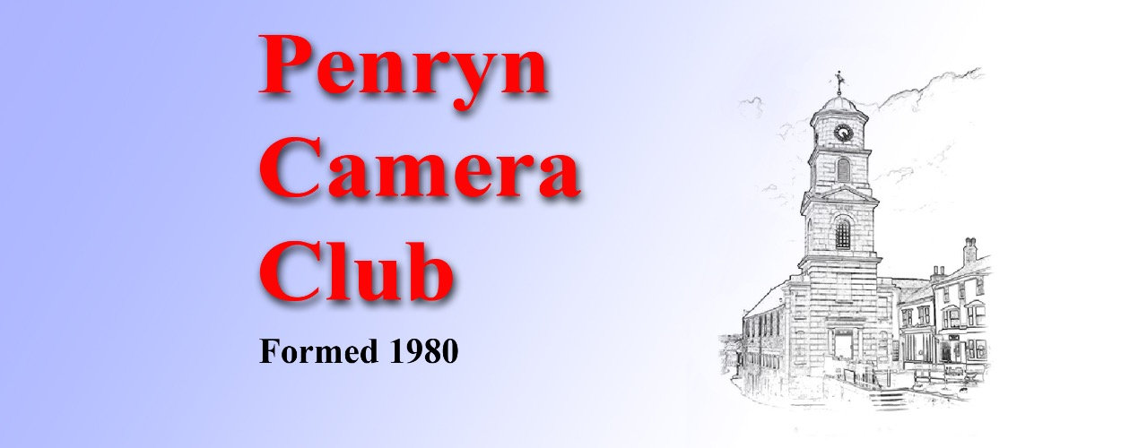 Penryn Camera Club Logo