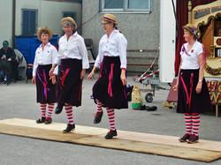 KF2 Street - Clog dancers - Chris