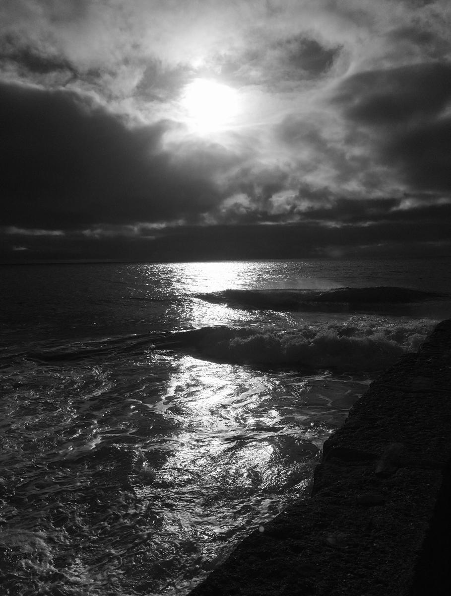 Mono Silver Sea - Nicky