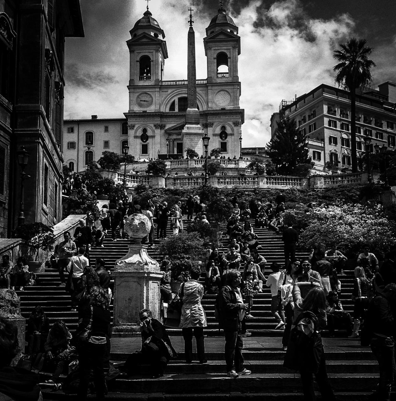 KF2 Street  HC - Spanish Steps - Claire.