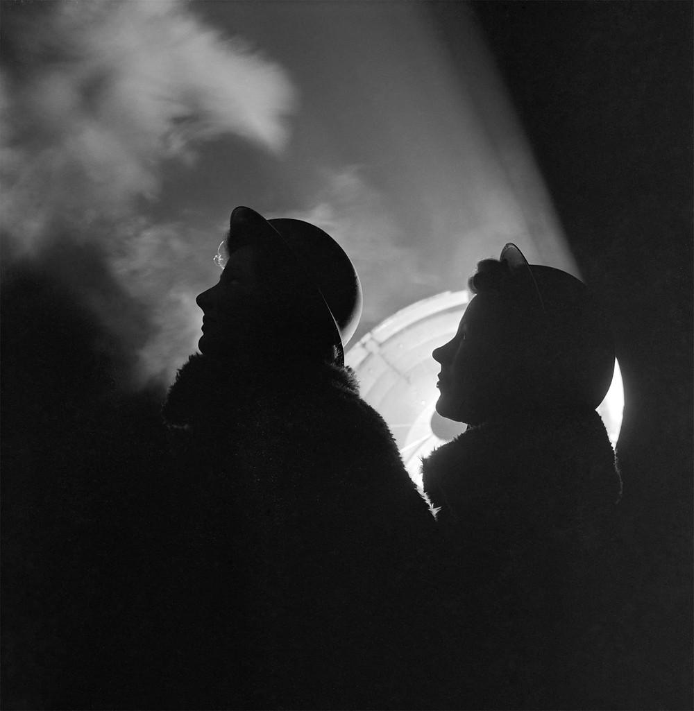 ATS Searchlight Operators, North London, England 1943
