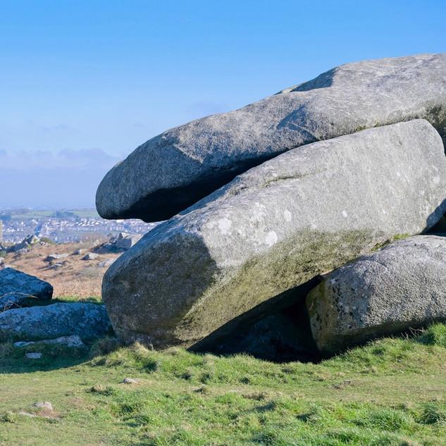 A Cornish Landscape - Carn Brea 2.jpg