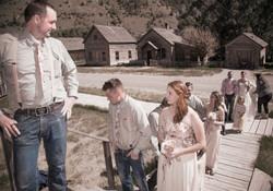 Frontier Wedding - Derek