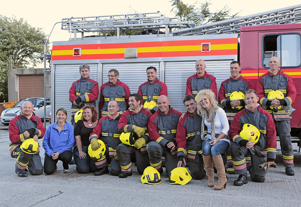 FALMOUTH FIRE STATION, EVENING 3