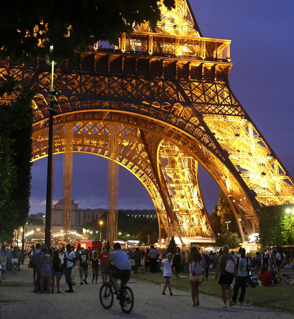 Evening in Paris by Wendy