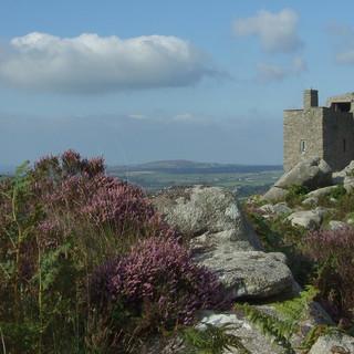 A Cornish Landscape - Carn Brea - Mandy.