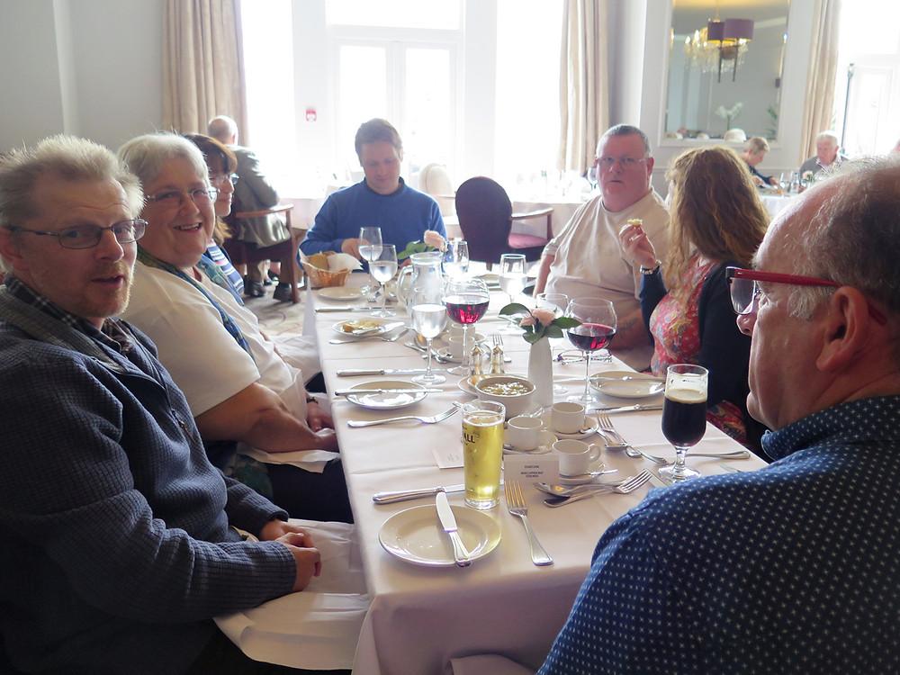 Penryn Camera Club lunch 2