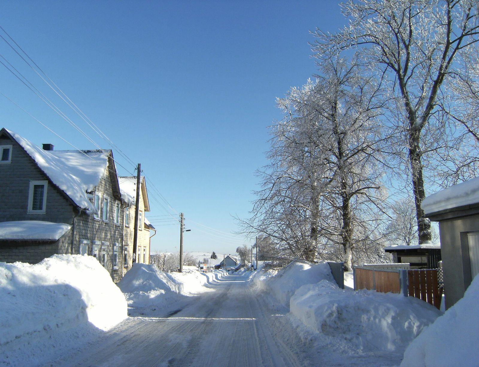 Thuringian Winter - Marcus