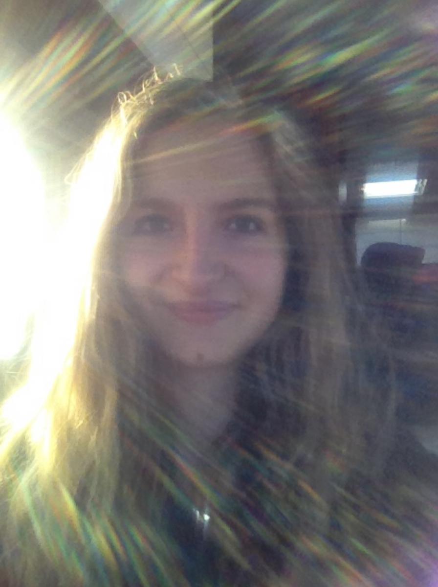 OffCam Rainbow Rays - Nicky