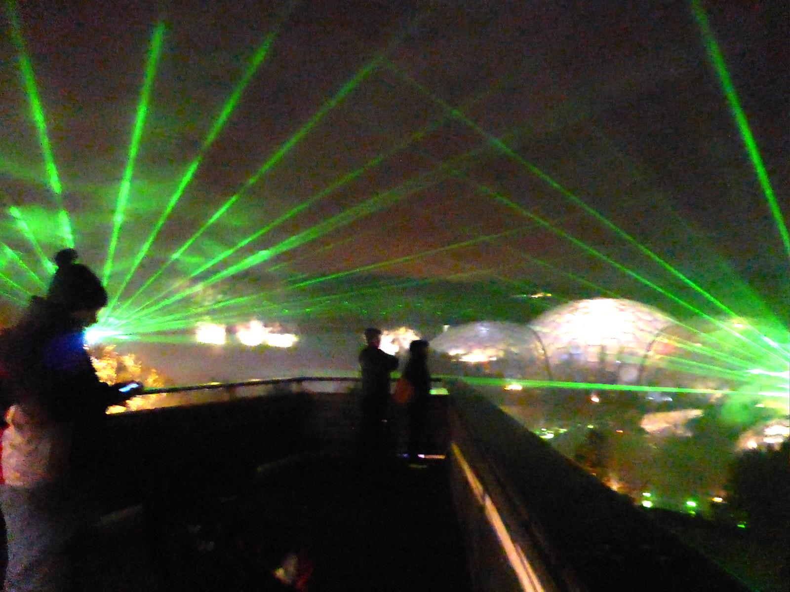 Laser light - Ann Glinn
