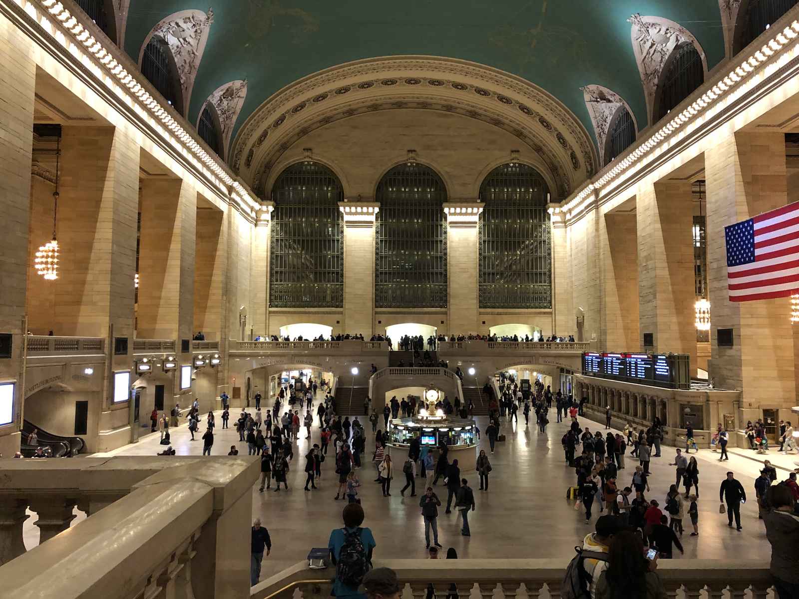 8 pm Grand Central Station - Keith