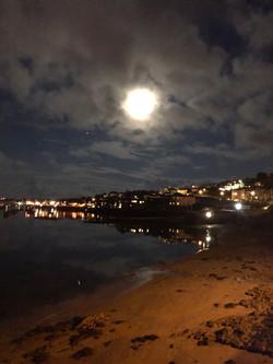 Full Moon Falmouth - Nicky
