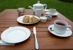 Happiness is a Cream Tea - Julia
