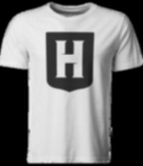 Camiseta blanca PNG