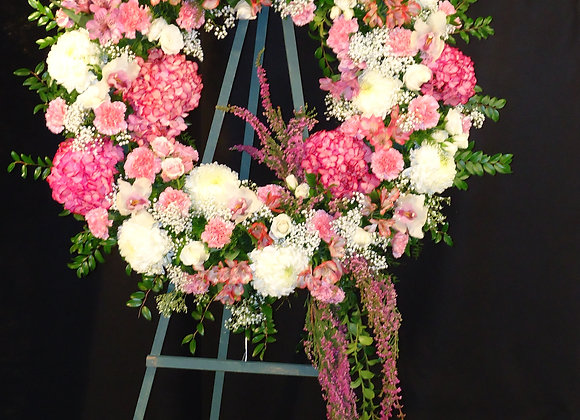 Standing Wreath - SY350-SW1