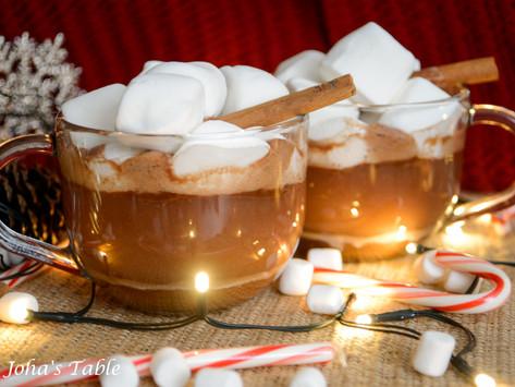 Vino para todos: Maridajes navideños y Chocolate caliente con vino