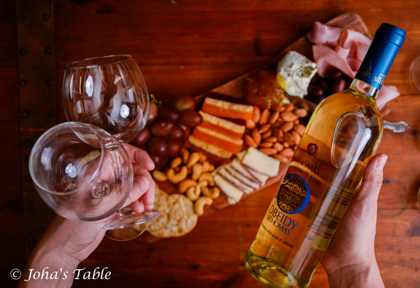Wine for all: Charcuterie and Wine