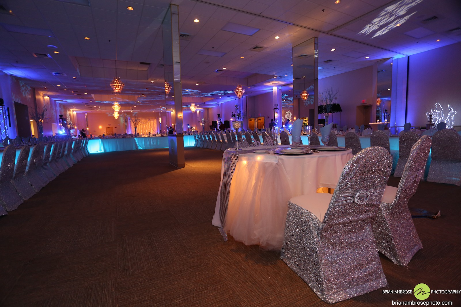 Make your event special.