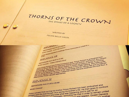 Thorns Of The Crown