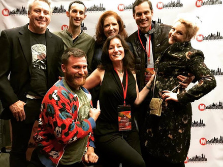 Lady Hunters premieres at the Manhattan Film Festival
