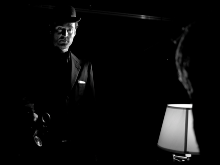 Working on a cool film noir project