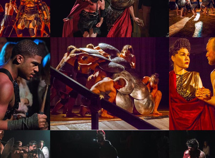 Hosting Coriolanus: From Man To Dragon