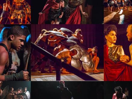 Hosting Coriolanus: From Man To Dragon