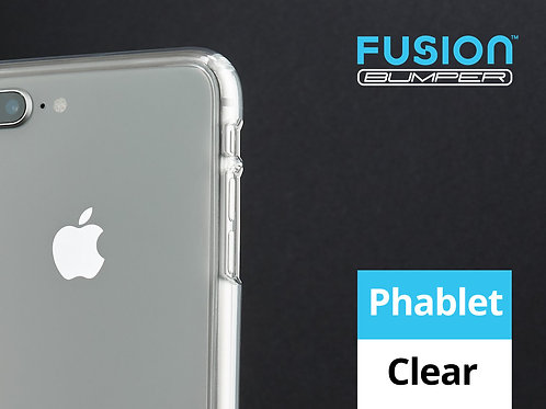 Phablet Fusion Bumper (Clear)
