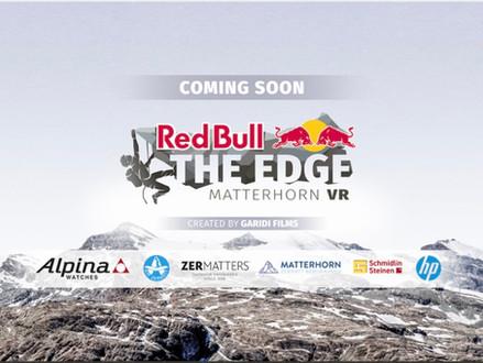 """RED BULL """"THE EDGE"""" MATTERHORN VR"""