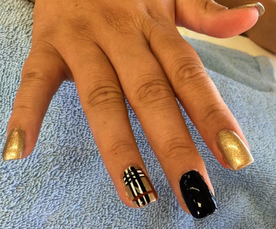 Acrylic Nails Full Set