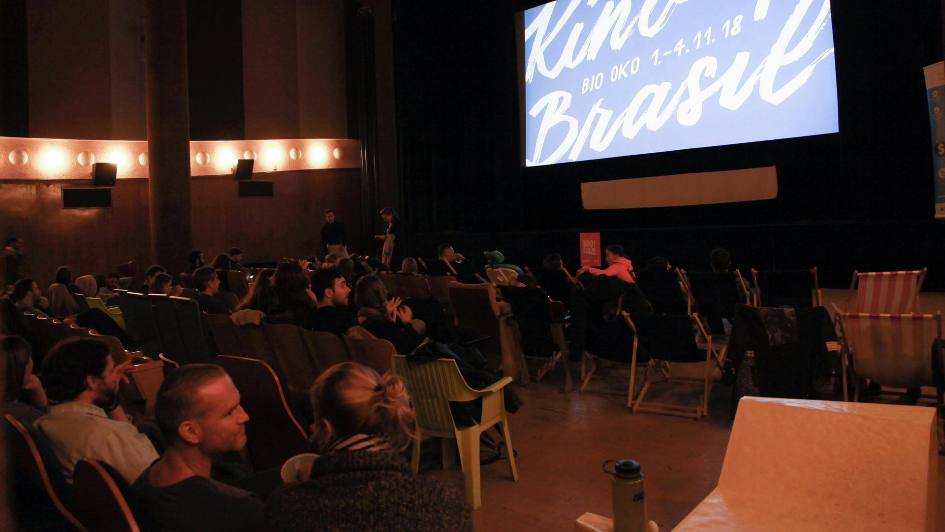 Kino Brasil 2018