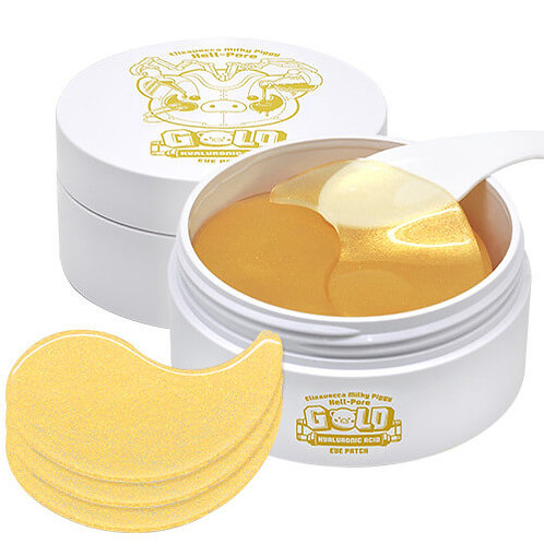 Гидрогелевые патчи Milky Piggy Hell Pore Gold Hyaluronic Acid Eye Patch