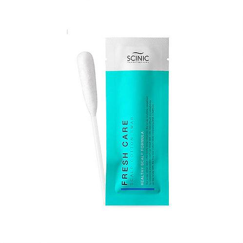 Пилинг для кожи головы Scinic Fresh Care Scalp Cotton Swab