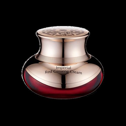 Омолаживающий крем с муцином улитки Ottie Imperial Red Ginseng Snail Cream Корейская косметика ULITKA-koreashop Москва