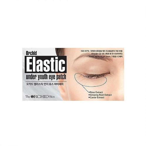 Патчи для кожи вокруг глаз Elastic Under Eye Youth Eye Patch Корейская косметика ULITKA-koreashop Москва
