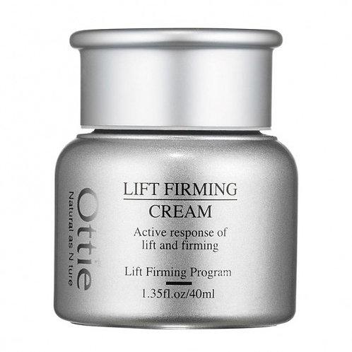 Лифтинг-крем для лица с пептидами Ottie Lift Firming Cream, 40ml