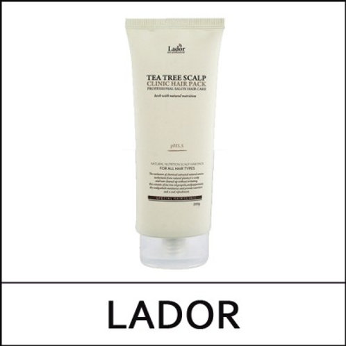 Маска для кожи головы Lador Tea Tree Scalp Hair Pack, 200ml