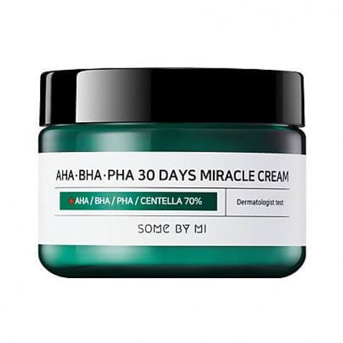 Кислотный крем AHA-BHA-PHA 30DAYS MIRACLE CREAM, 50ml