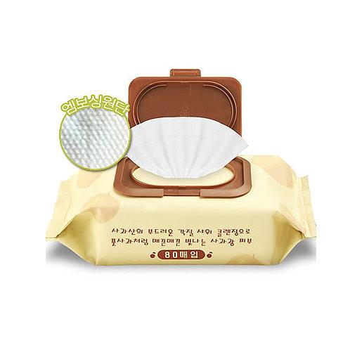 Очищающие пилинг-салфетки CALMIA Premium Apple Peeling Cleansing Tissue